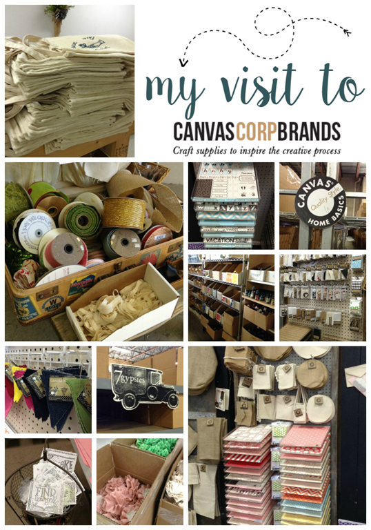 My Visit to Canvas Corp Brand