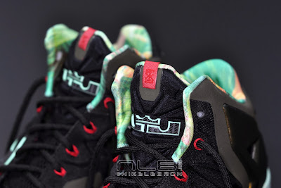 lebron11 king of the jungle 18 web dark LEBRON 11 Breakdown: Yes, its True to Size & Yes, its the Lightest LBJ Sig!