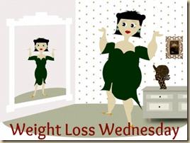 weight loss wednesday 1-23-13