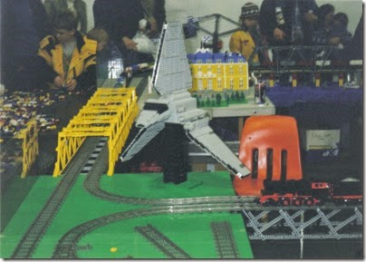 03 Lego Display at GATS in Puyallup, Washington in November 2000