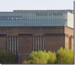Tate Release Ai Weiwei