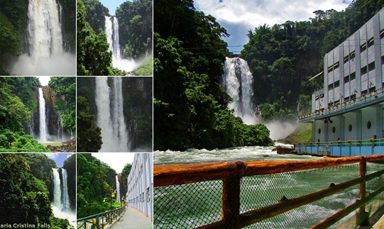 View The Majestic Maria Critina Falls