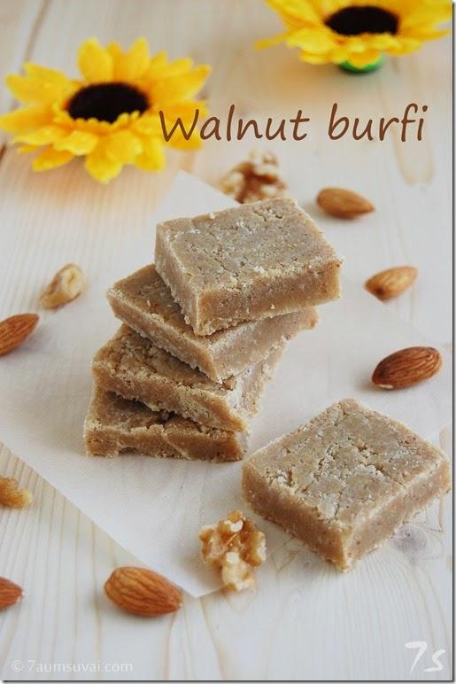 Walnut burfi pic3