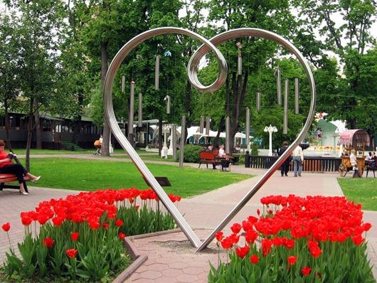 Памятники-Всем-влюблённым