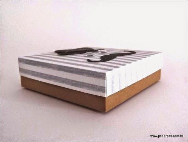 Geschenkverpackung für Männer - Poklon kutija za muškarca (2)