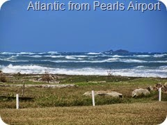 136 Atlantic from Pearls Airport