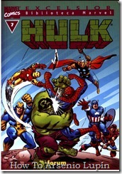 P00007 - Biblioteca Marvel - Hulk #7