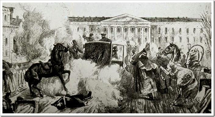 Assassinato de Alexandre II