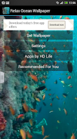 Screenshot of Relax Ocean