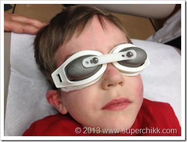 Laser Goggles, Caedmon