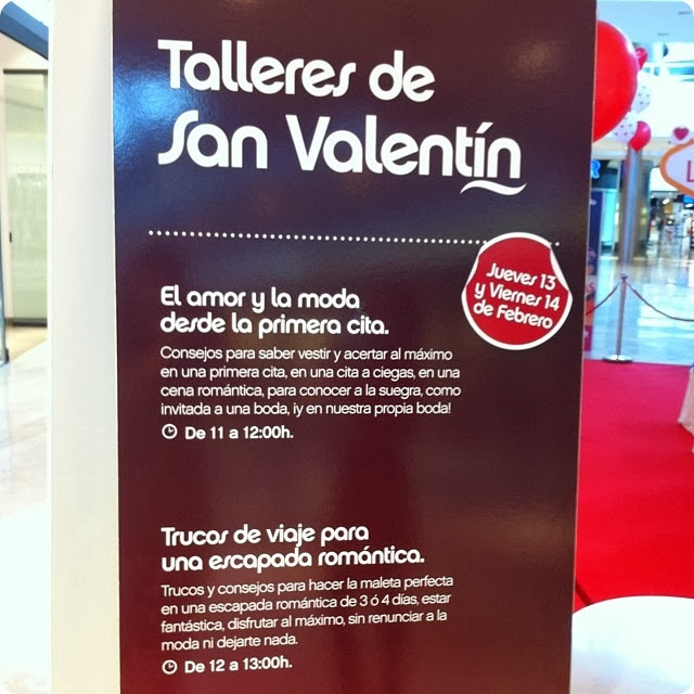 TALLERES DE SAN VALENTÍN