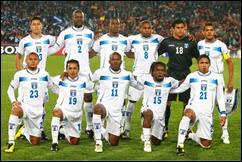 Honduras enfrenta a Turquía en partido amistoso