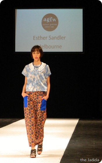 Esther Sandler - AGFW Fashion Show (3)
