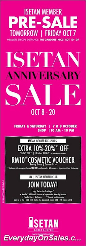 Isetan-Member-Pre-Sale-2011-EverydayOnSales-Warehouse-Sale-Promotion-Deal-Discount