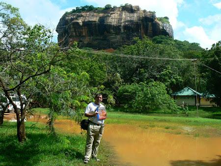 Atractii Sri Lanka: Stanca de la Sigirya