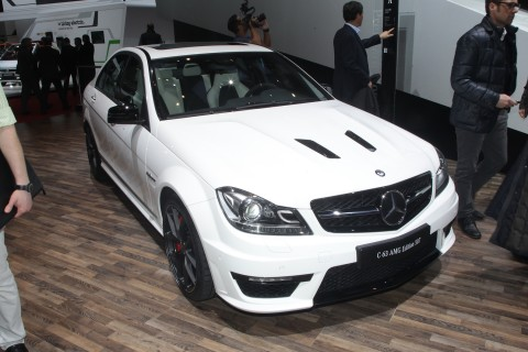  Engine: Mercedes C63 AMG Edition 507 to cost 66,690.