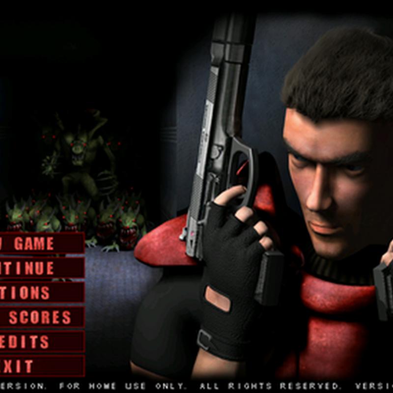 Free Download Alien Shooter Full Version