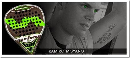 El jugador Ramiro Moyano rescinde su contrato con VARLION y ficha por la marca MYSTICA.