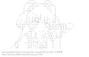 [AA]城ヶ崎莉嘉 (アイドルマスター シンデレラガールズ)