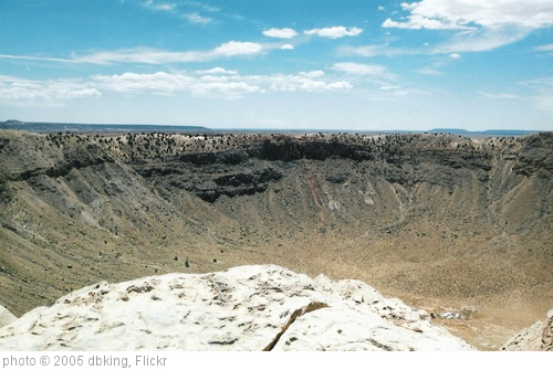'Meteor Crater' photo (c) 2005, dbking - license: http://creativecommons.org/licenses/by/2.0/