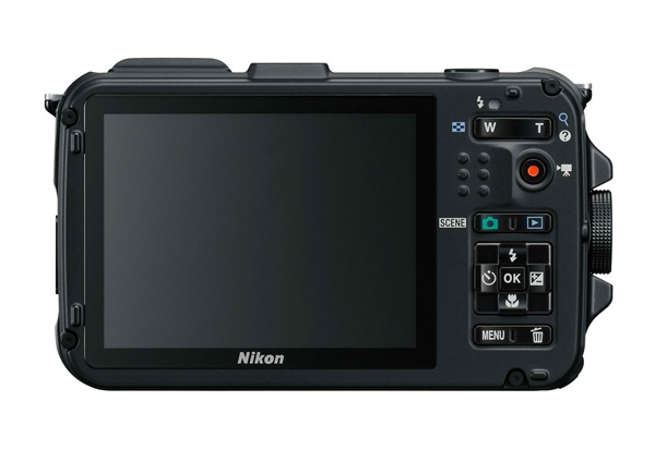 Review: Nikon Coolpix AW100
