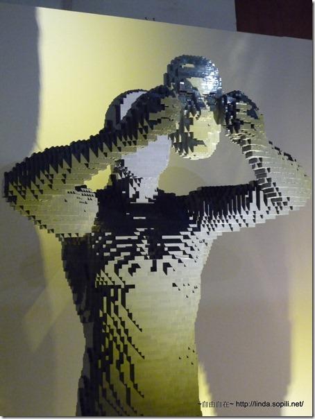 2012樂高-面具