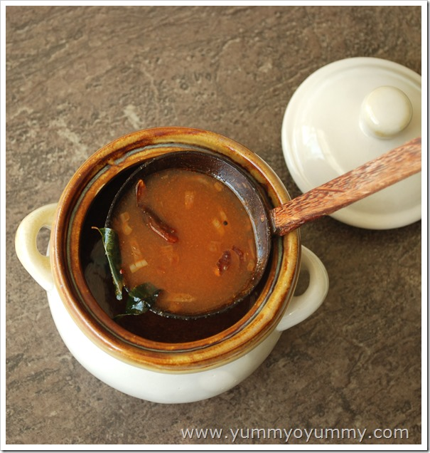 Tamarind Curry