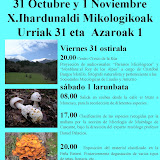 jornadas micologicas 2008