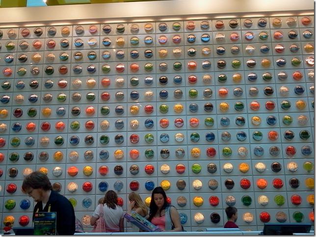 Wall-o-bricks