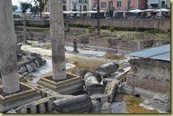 Macellum columns