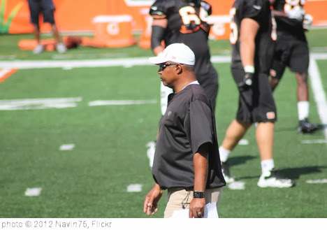 'Coach Marvin Lewis' photo (c) 2012, Navin75 - license: http://creativecommons.org/licenses/by-sa/2.0/