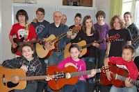 2012 - Cours de guitare 2012