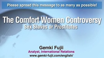 The Comfort Women Controversy : Sex Slaves or Prostitutes