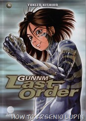 P00006 - Gunnm Last Order Tomo #6