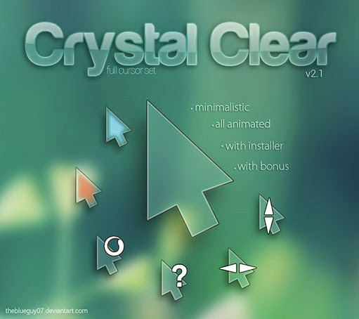 crystal clear v2.1