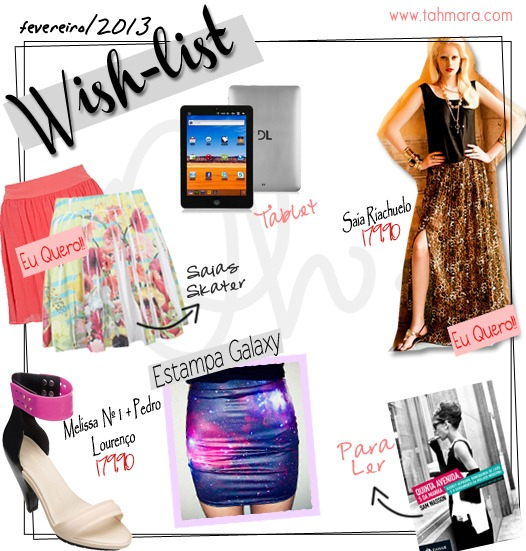 #Wish List - 1