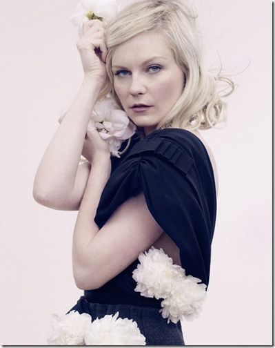 Kirsten Dunst photographed by David Slijper