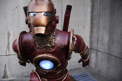 armadura iron man homem de ferro steam punk desbaratinando  (8)