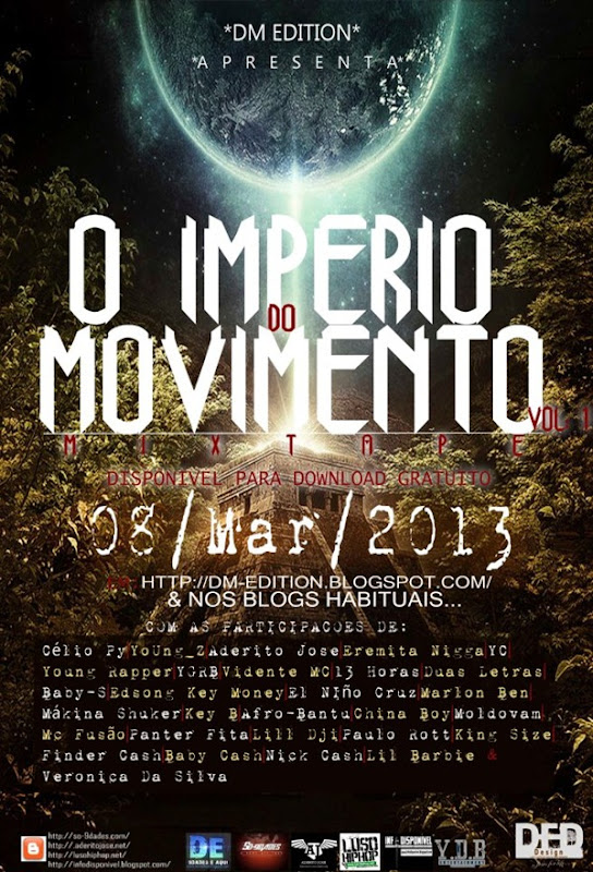 MIXTAPE IMPERIO DO MOVIMENTO VOL.1