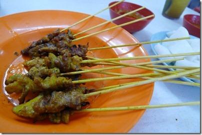 Melaka Pork Satay