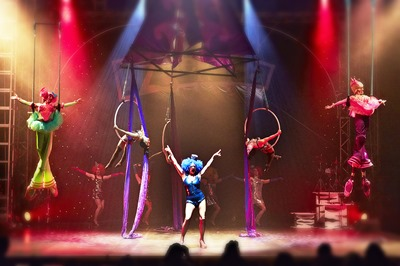 Ezmeralda Night Circus- Cirque Production