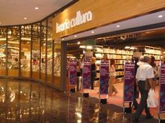Livraria Cultura - Bourbon Shopping