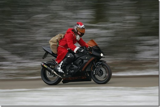 father-christmas-motorcycle