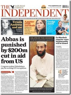 Abbas punished