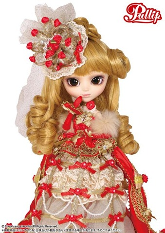 Pullip Princess Rosalind Feb 2013 16