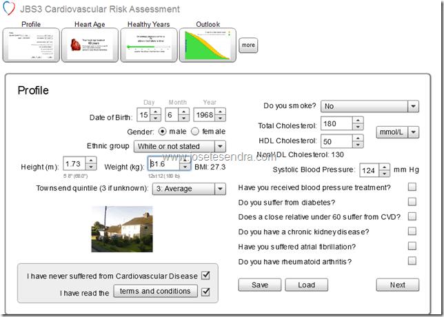 jsb3 CVR assessment