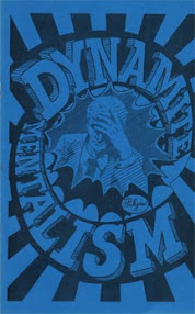 Cover of George Anderson's Book Dynamite Mentalism