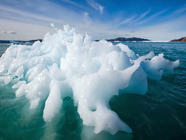 Ártico, las temperaturas más altas en 44.000 años