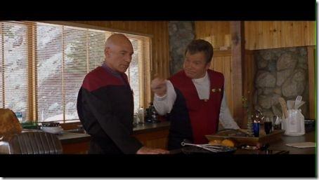 Kirk digs toast!
