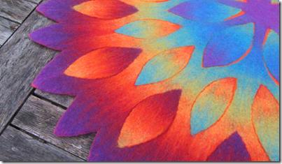 Blütenmandala2 Detail